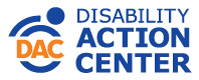 Disability Action Center logo